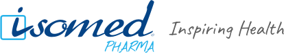 Isomed Pharma – Inspiring Health Logo