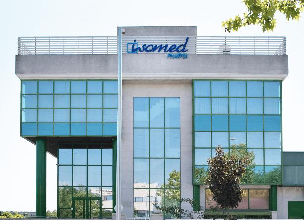 Nuevas instalaciones de Isomed Pharma