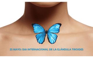 Día Mundial Tiroides